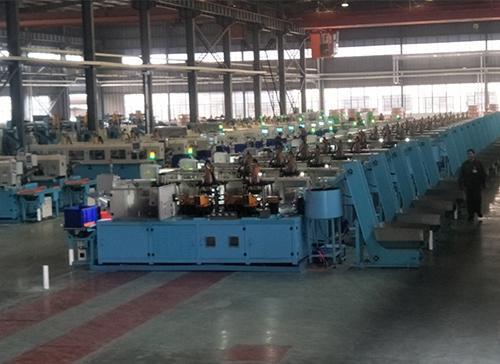 生产线自动化设备的操作步骤