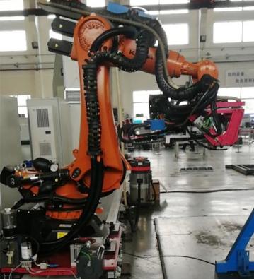 智能钻铆机器人系统
